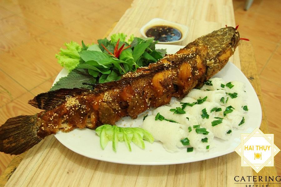 Cá lóc rút xương dồn thịt