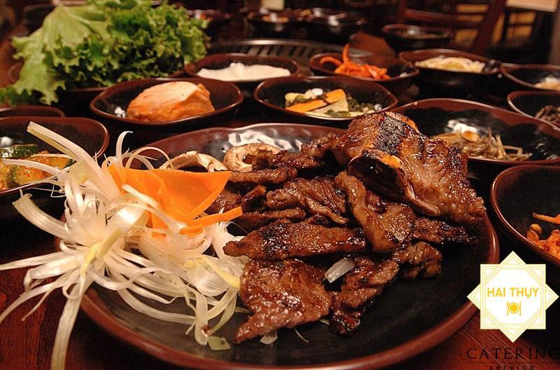 Bò Nướng Hàn Quốc