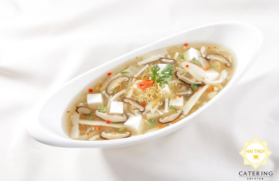 Soup cua chua cay Thượng Hải