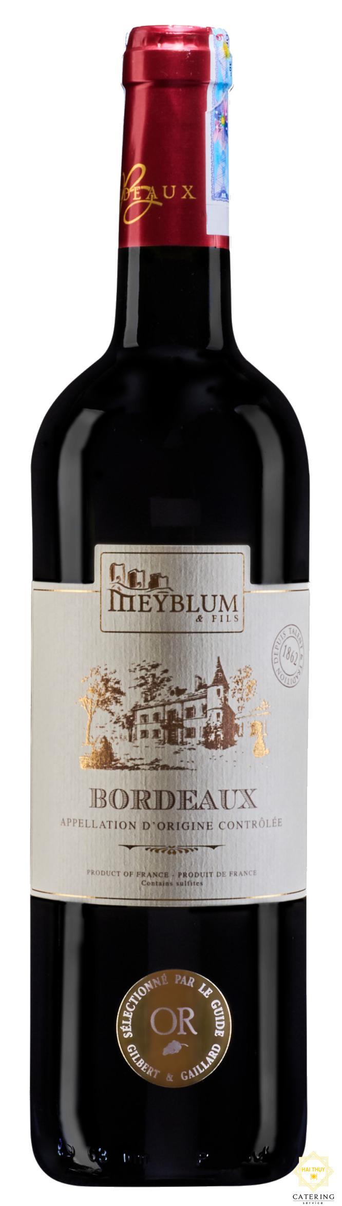 Meyblum & Fils 2016