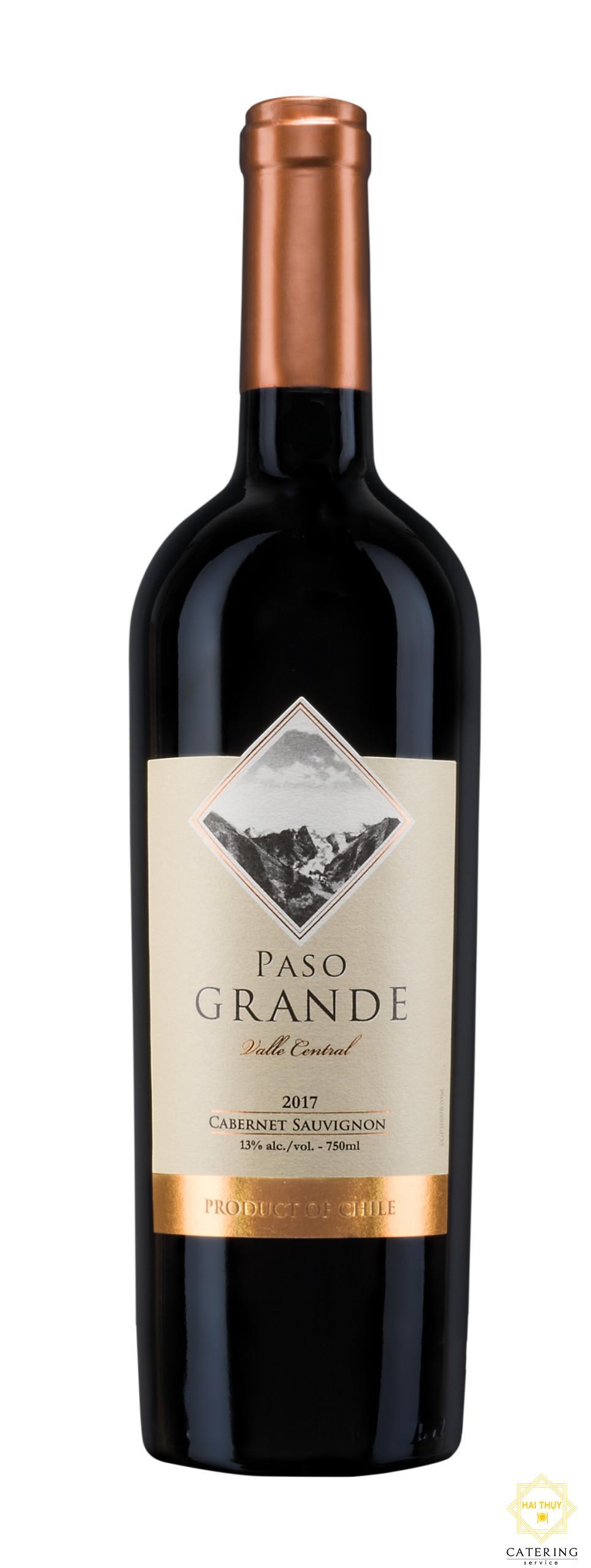 Paso Grand Cabernet Sauvignon