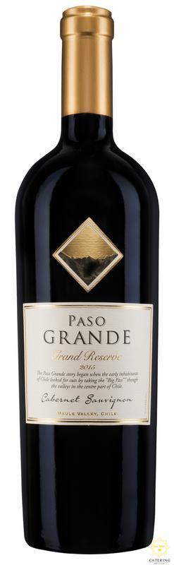 Paso Grand Cabernet Sauvignon 14,5