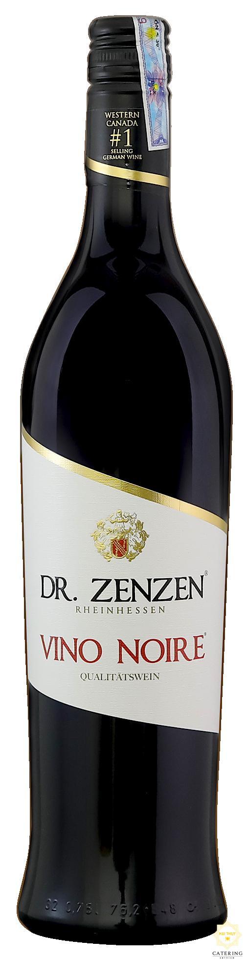 Dr Zenzen Vino Noire