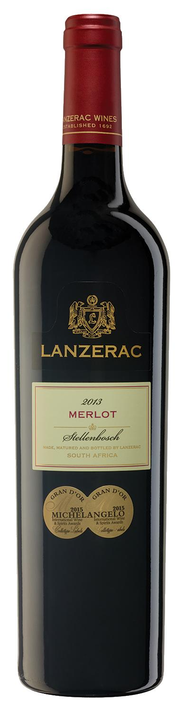 Lanzerac Merlot (Nam Phi)