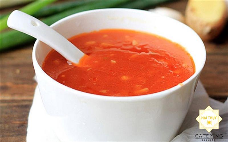 Bí quyết làm xốt chua ngọt cực ngon cho món ăn nhà bạn thêm đậm đà hấp dẫn