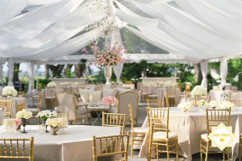 Dịch vụ tổ chức tiệc cưới chuyên nghiệp Quận Gò Vấp