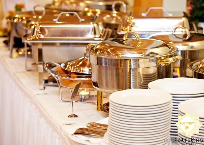 Dịch vụ đặt tiệc buffet sang trọng, đẳng cấp Quận 3