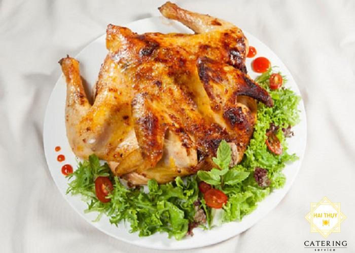 Công thức món gà quay xí muội vạn người mê