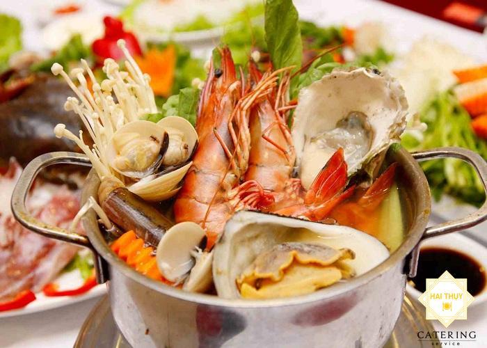 Lẩu hải sản Hương Lê