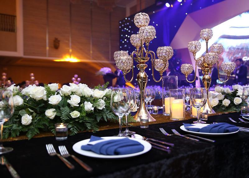 Dịch vụ đặt tiệc cưới trọn gói - Hôn lễ trong niềm hạnh phúc vẹn tròn