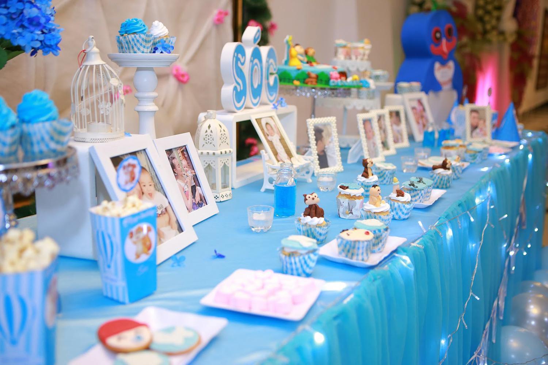 Tổ chức tiệc đầy tháng - Lưu giữ khoảnh khắc đầu đời của bé yêu