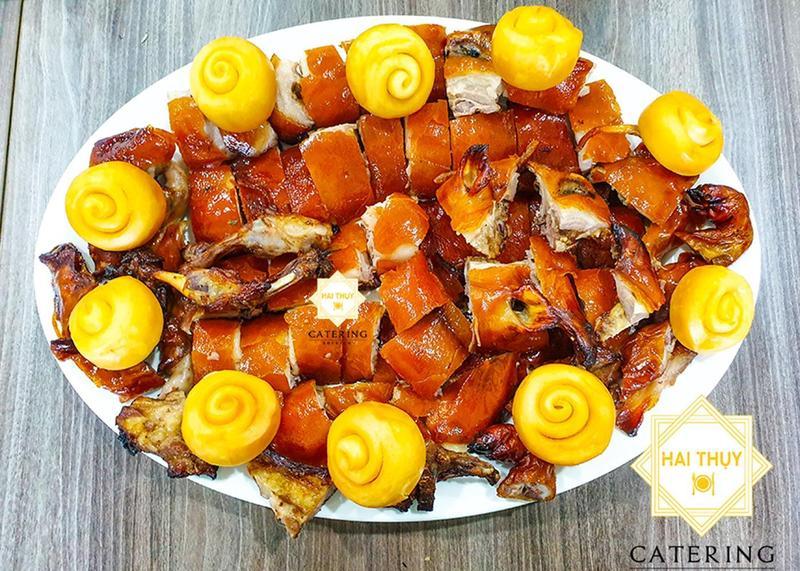 Buổi tiệc gia đình - Truyền tải yêu thương qua hương vị món ăn