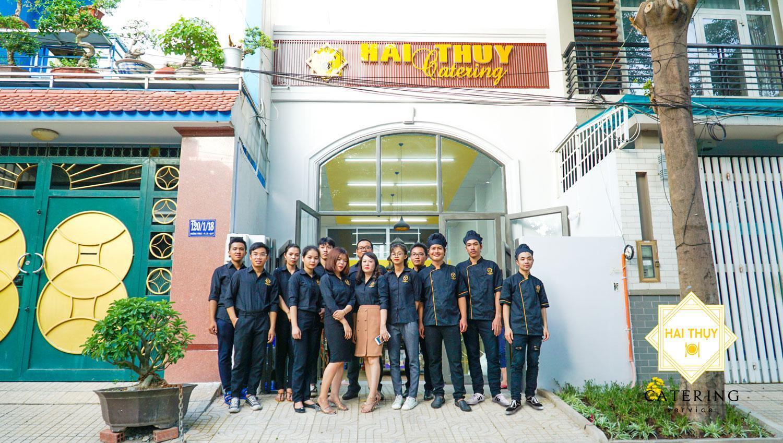 Tiệc khai trương Công ty cổ phần Ẩm thực Hai Thụy