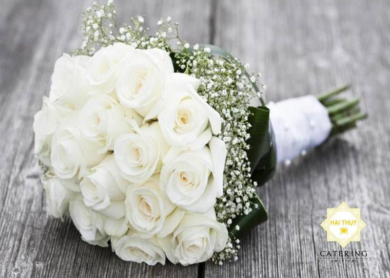 Đặt tiệc cưới tại nhà -Sở hữu trọn vẹn sự ấm áp