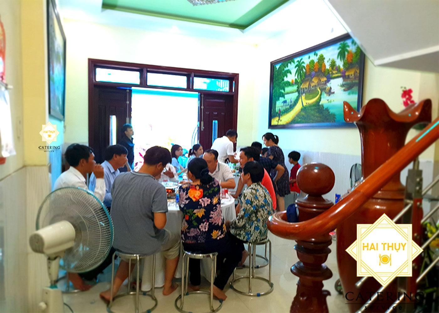 Tổ chức tiệc đám giỗ tại quận Tân Bình - Hai Thụy Catering