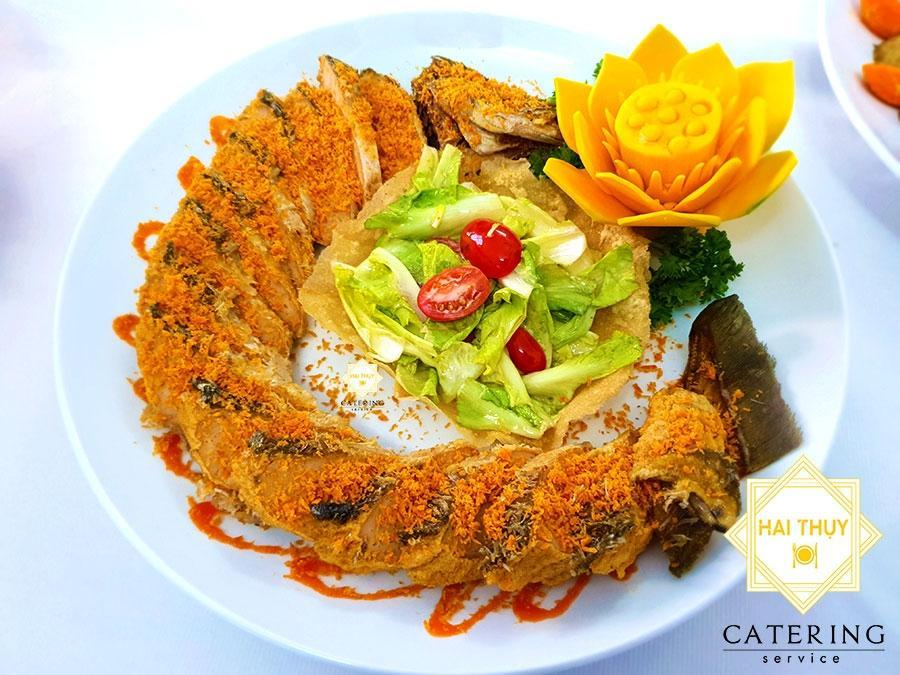 Món Chả cá Nachi