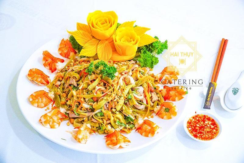 Dịch vụ nấu tiệc quận 2 - Khi món ăn chạm ngưỡng