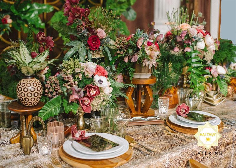 Đặt tiệc tân gia – Tuyệt vời với khoảnh khắc đầu tiên trong căn nhà mơ ước