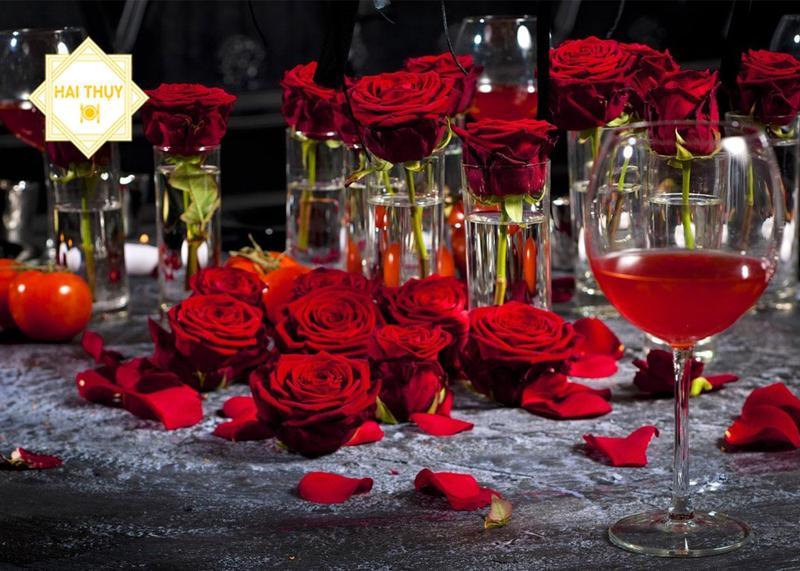 Đặt tiệc cưới buffet - Khung cảnh hạnh phúc cho buổi tiệc duy nhất của đời bạn