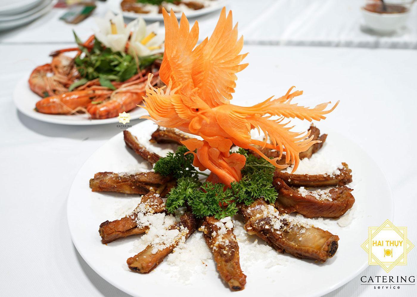 Tổ chức tiệc tân gia nhà anh Tiến,Quận Bình Chánh - Hai Thụy Catering