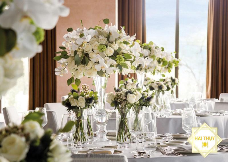 """Dịch vụ nấu đám cưới Hai Thụy Catering – """"Say"""" trong sự hoàn hảo"""