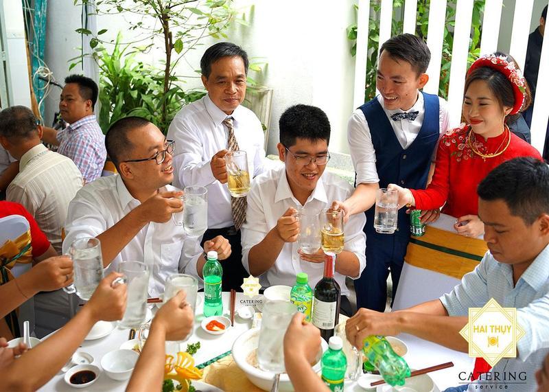 Tổ chức tiệc tân hôn – Thổi bừng hạnh phúc cho ngày vui duy nhất