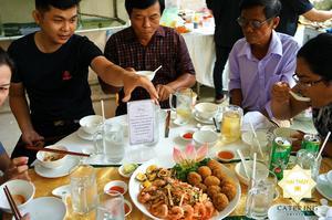 Cùng nhau thưởng thức những món ăn ngon