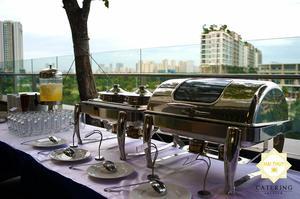 Tiệc buffet luôn mang trong mình làn gió mới mẻ