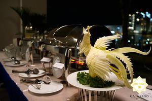 Tiệc buffet tại Sala quận 2