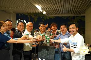 Đoàn khách Thái Lan