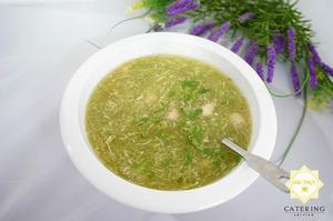 Món Soup hải sản Ngọc Bích