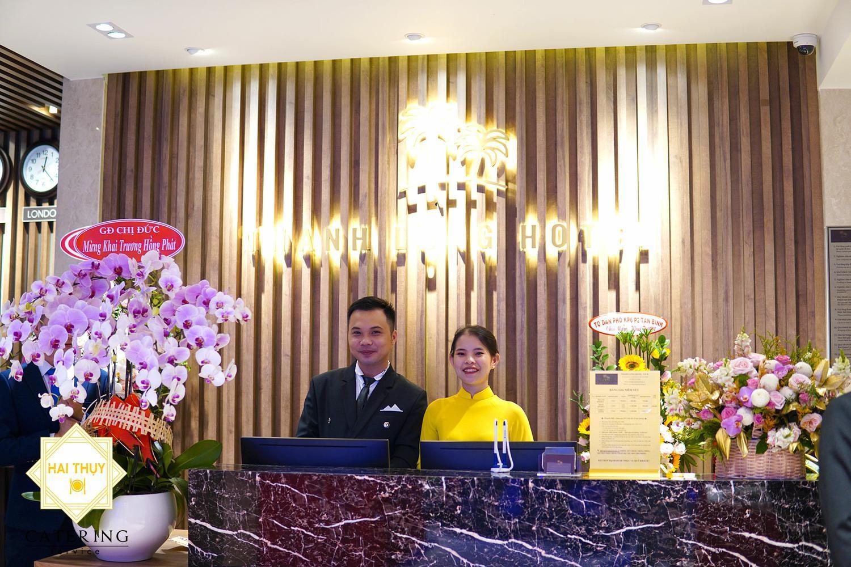 Buổi tiệc khai trương Thành Long Hotel luôn chứa đựng sự hoàn hảo