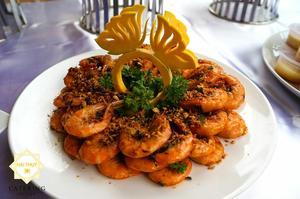 Món ăn mang màu sắc tươi ngon đảm bảo chất lượng thực phẩm
