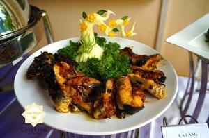 Mang đến một thực đơn lý tưởng với những món ăn khiến nhiều người yêu thích