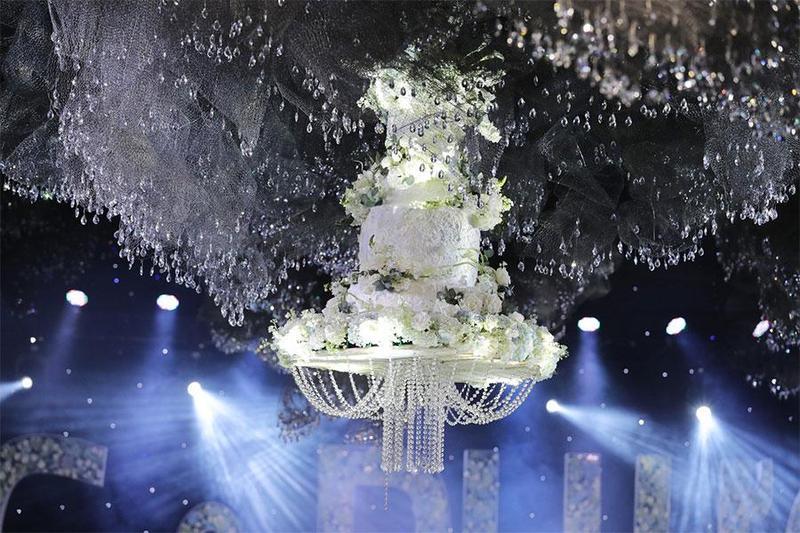 Tổ chức tiệc cưới tại nhà - Ngân nga những nốt nhạc hạnh phúc cho ngày trọng đại thêm đáng nhớ