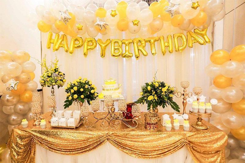 """Hai Thụy Catering """"mách bạn"""" cách để tổ chức tiệc sinh nhật tại nhà hiệu quả nhất"""