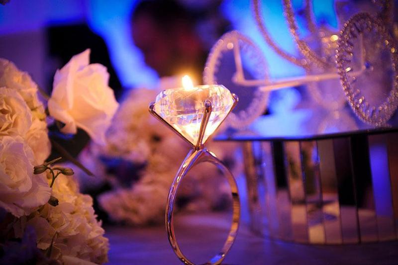 """Tổ chức tiệc đính hôn quận 1 - Khởi đầu """"vàng"""" cho ngàn hạnh phúc"""
