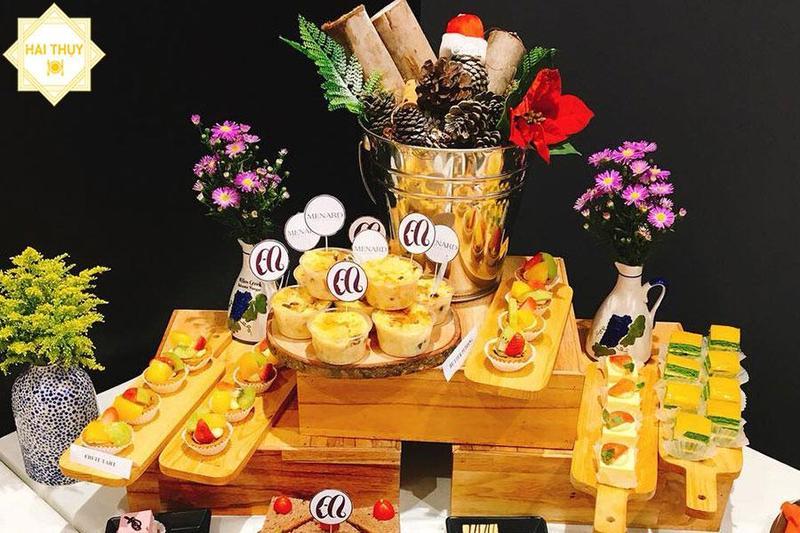 Tổ chức tiệc khai trương cùng Hai Thụy Catering - Cánh cửa vươn tới thành công
