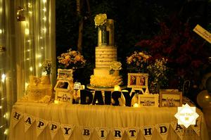 Đẳng cấp với khoảng khắc cùng Hai Thụy Catering tổ chức tiệc sinh nhật tại nhà quận 7 - chị Daisy