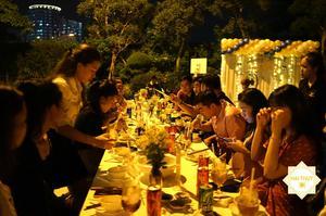 Nhân viên của Hai Thụy sẽ thay mặt chủ nhân bữa tiệc chăm sóc khách mời tốt nhất