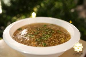 Soup vi cá mập thịt cua - nóng hổi, dậy mùi thơm