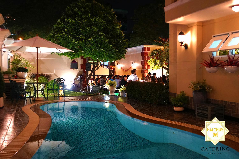 Hòa chung không khí ấm áp với dịch vụ đặt tiệc tại nhà quận Phú Nhuận
