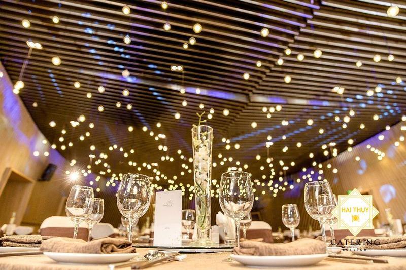4 ý nghĩa của việc tổ chức tiệc tất niên công ty- Hai Thụy Catering