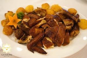 Giàu dinh dưỡng với Gà nướng Terizaki