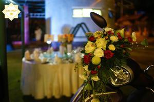 Tràn ngập hạnh phúc với tiệc cưới VIP tại quận 7 của cô dâu - chú rể RIO