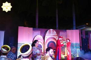Cô dâu và chú rể RIO hạnh phúc trao cho nhau chiếc nhẫn cưới ý nghĩa