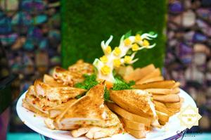 andwinch thập cẩm (Club sandwich)