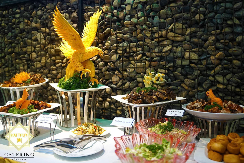 Kết hợp tổ chức tiệc buffet khai trương và mừng sinh nhật