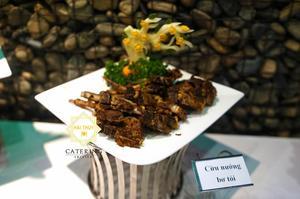 Món Sườn heo nướng (BBQ Pork Rib)