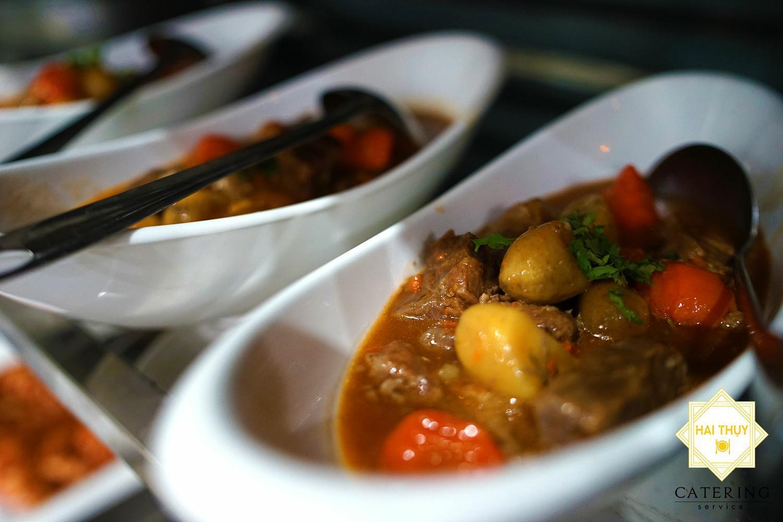 Bò nấu chuối sáp đẹp mắt, ngon miệng và đầy đủ chất dinh dưỡng